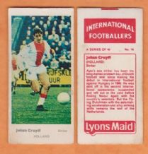 Holland Johan Cruyff Ajax 18